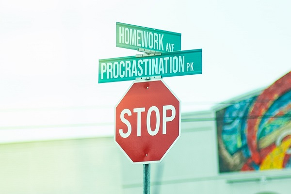How to stop procrastination, right now